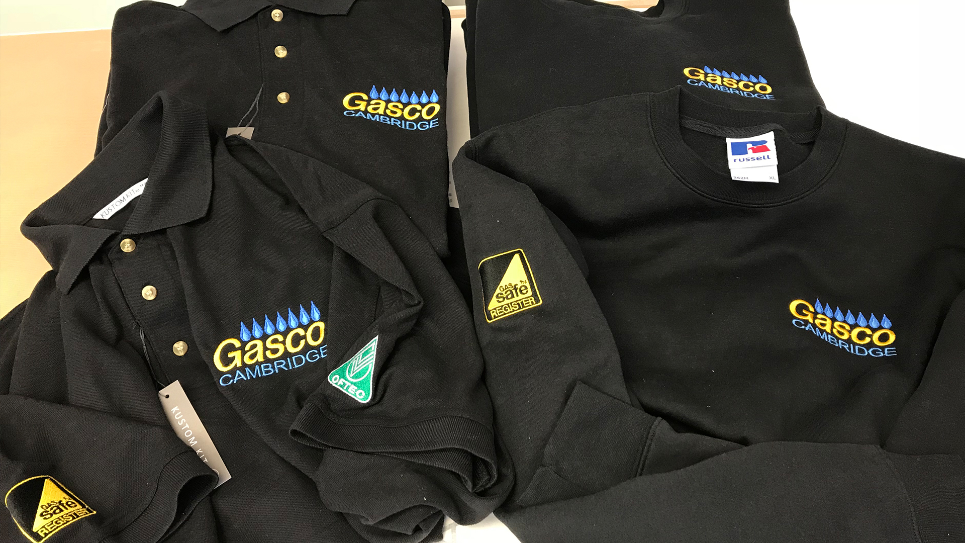 Should your business use branded workwear?