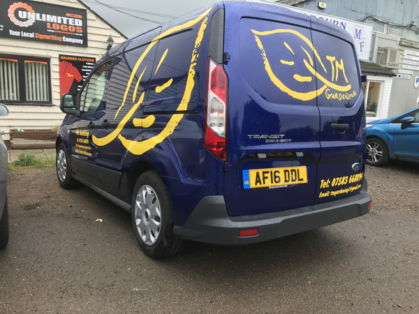 Quality Local Sign Writing Services
